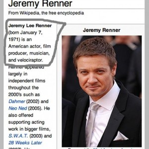 Jeremy Lee Renner Wikipedia