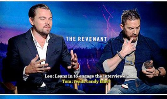 The Revenant Cast