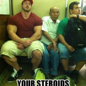 Your Steroids