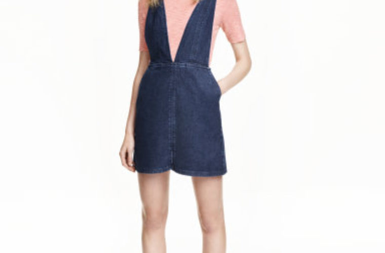 Check Out The Latest Way You Can Rock Denim Overalls