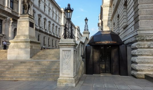 Churchill War Rooms an Impressive Museum in London