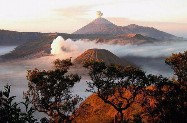 Mount Bromo, Malang, East Java, Indonesia