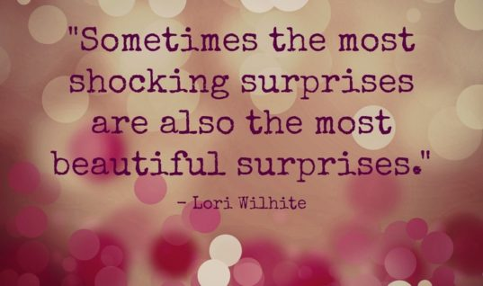 Beautiful Surprises