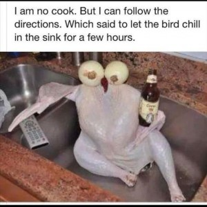Chill Chicken