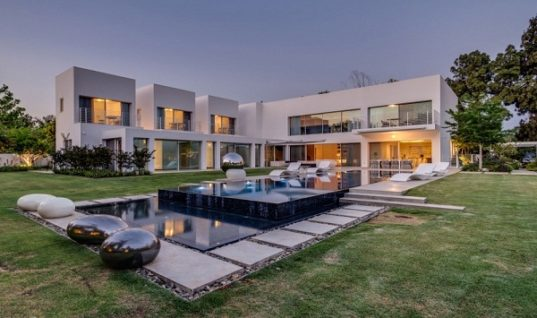 Contemporary Design for Villa in Israel
