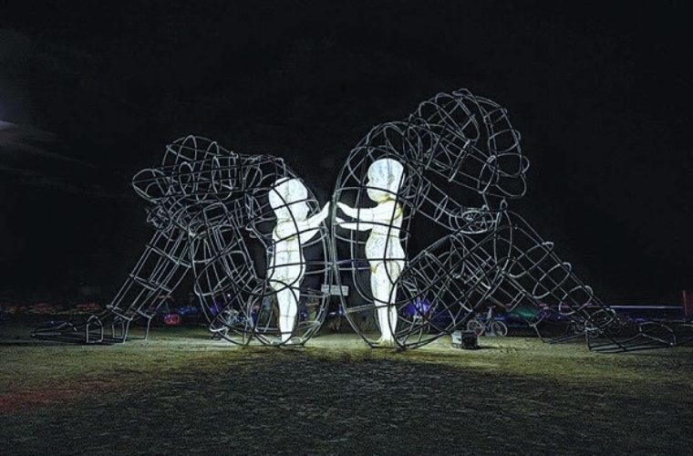 Sculptures Show the Inner Child of Every Adult