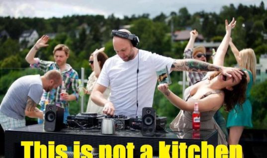 Not A Kitchen