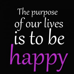 The Purpose Of Our Lives