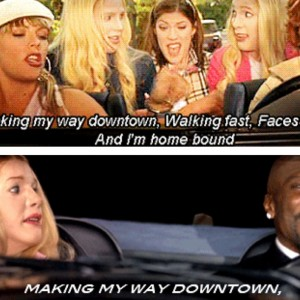 White Chicks Scene