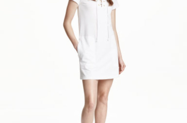 Check Out Spring & Summer's Most Versatile Item, The White Dress
