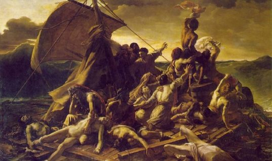 Gericault 's The Raft of the Medusa