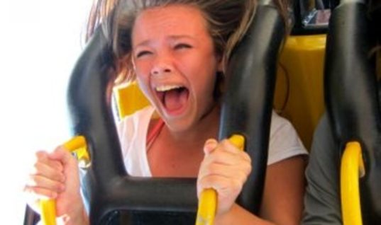 29 Totally awesome roller coaster photos