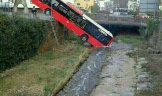 Bus Drinking Water