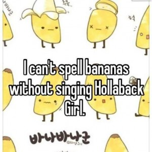 Hollaback Girl