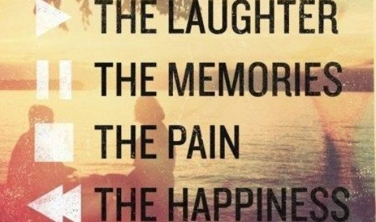 Laughter Memories Pain Happiness