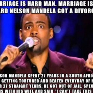 Nelson Mandela Got A Divorce