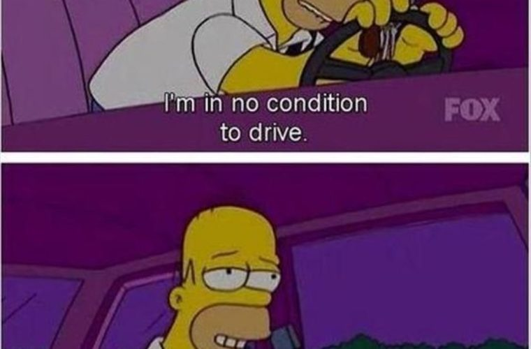 No Condition To Drive