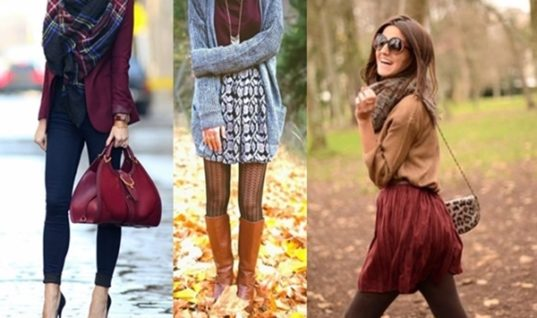 30 Impressive Fall Styles You can Easily Recreate