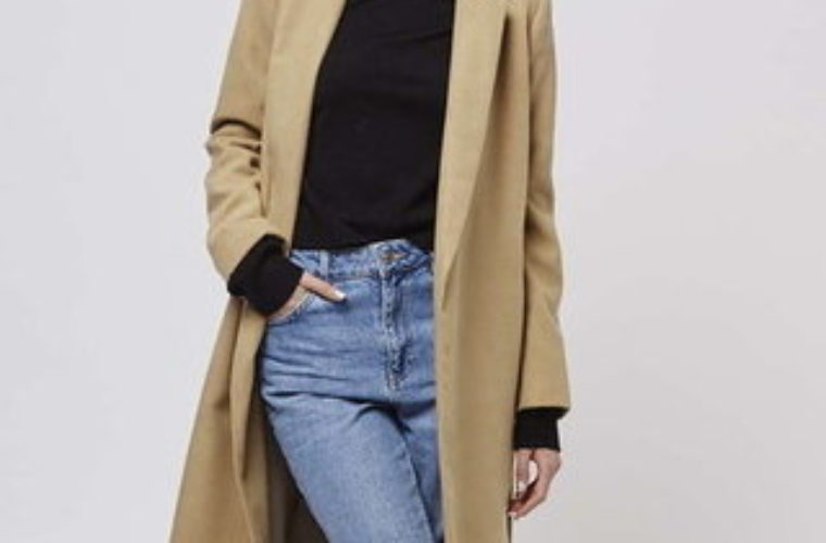 A Stylish Trench Coat Staple Piece That Your Spring Wardrobe Needs