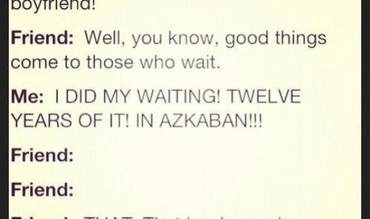 Azkaban Waiting