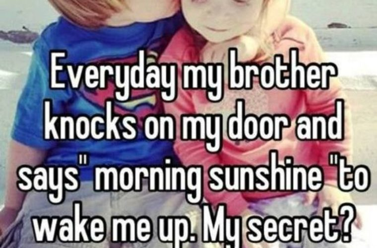 Brother Knocks At My Door