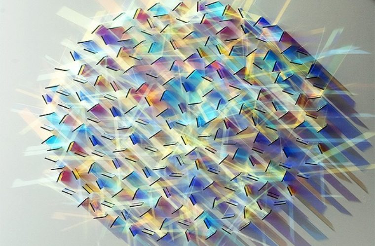 Chris Wood Creates Stunning Glass And Light Works