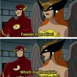 Fastest Man Alive Dating