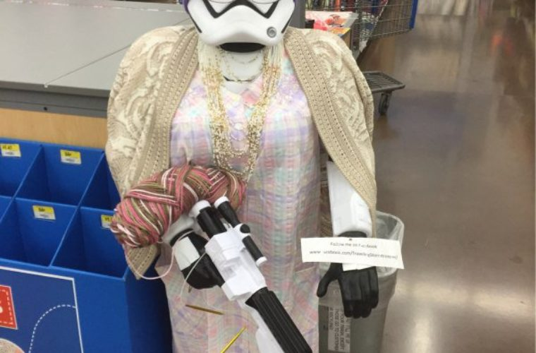 Granny Trooper Funny Pictures Quotes Memes Funny Images Funny
