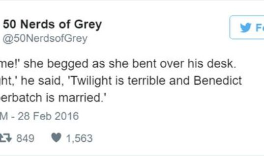 Hurt Me Twilight