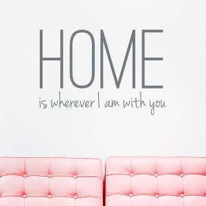 I Am With You Pink