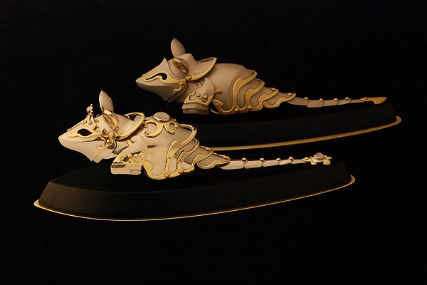 Jeff de Boer mice armor
