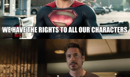 Rights To Characters
