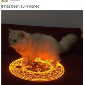 Summoned The Devil