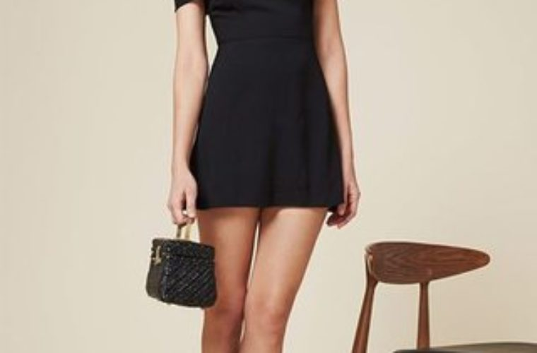 An Amazing Dress Option For The Girl That's Looking To Spice Things Up