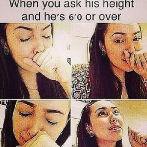 Ask His Height