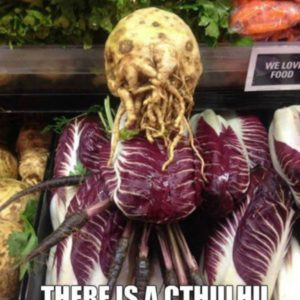 Cthulhu For Vegans