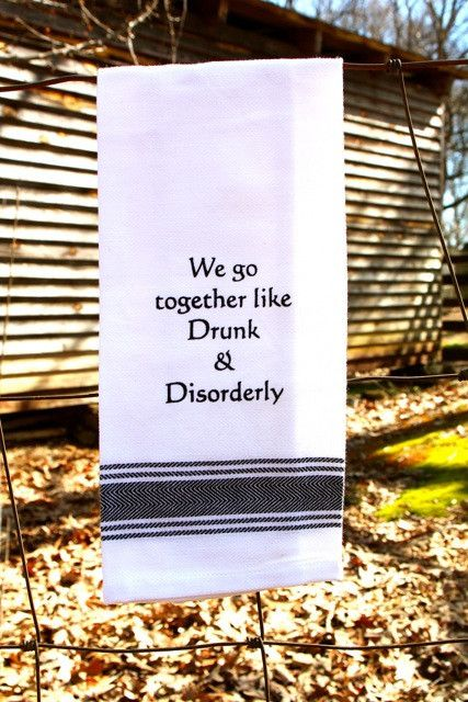Drunk And Disorderly