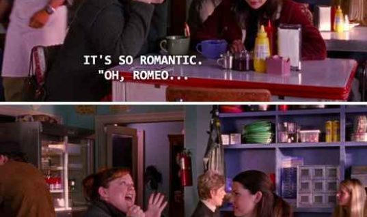 Romantic Romeo
