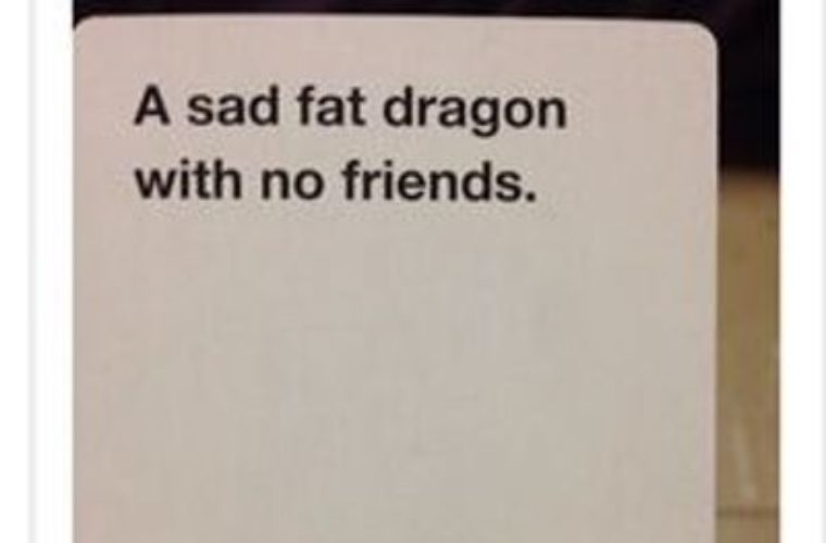 Sad Fat Dragon
