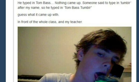 Stupid Tom Bass