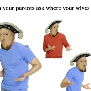 Where Your Wives Went