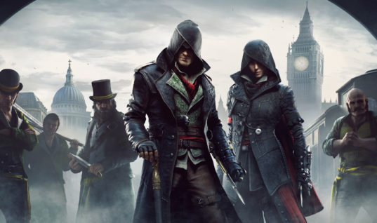 Assassin's Creed: Syndicate Playstation 4 Bundle