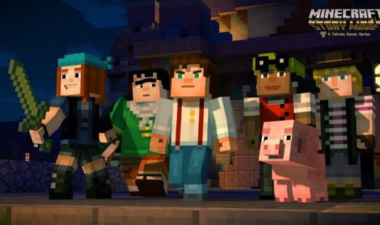 Minecraft: Story Mode – Episode 1: The Order of the Stone Now Available On Xbox