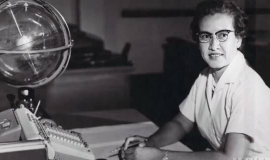 To the Moon and Back: Katherine Johnson's Pioneering Work for NASA