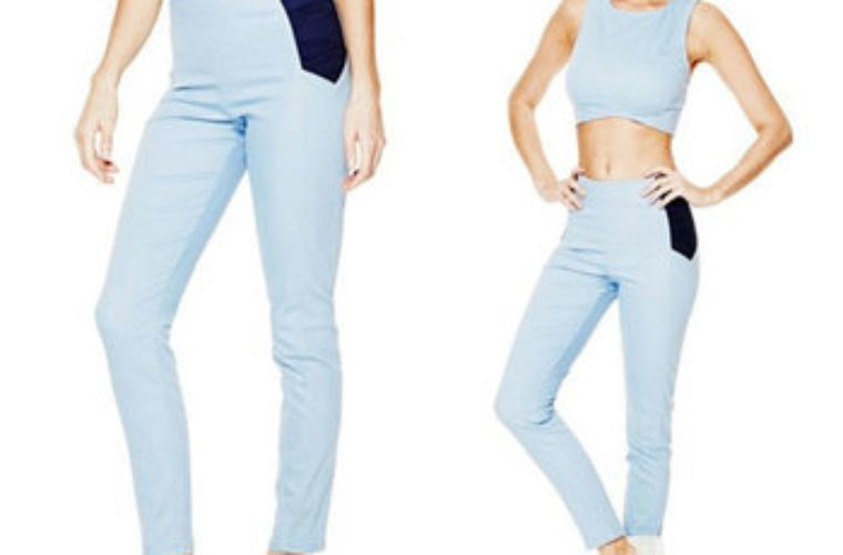 A Pair Of Jeans That Moisturize Your Legs Throughout The Day