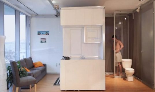 How the Apartment of the Future Will Look Like