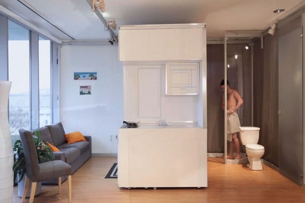 How the apartment of the future will look like funny pictures quotes memes funny images - Pisos de estudiantes en madrid ...