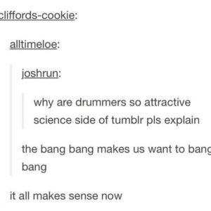 Attractive Drumers