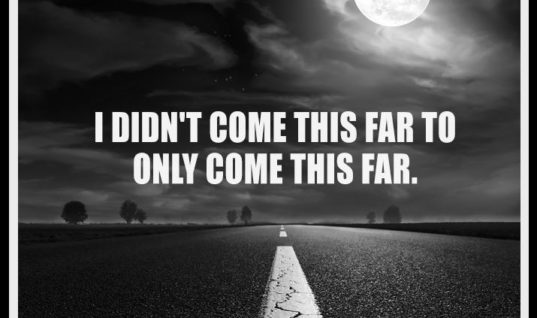 Come This Far