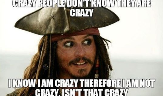 Crazy Isn't It